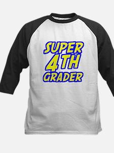 Super 4th Grader Tee
