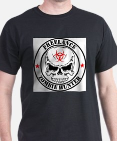Freelance Zombie Hunter T-Shirt