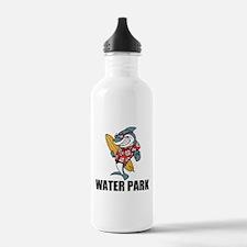 Water Park Water Bottle