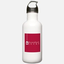 Brownback Sucks Water Bottle