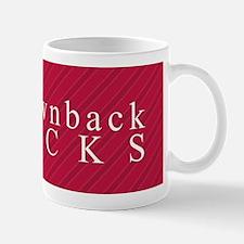 Brownback Sucks Mugs