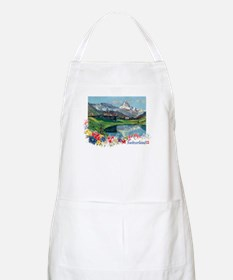 Swiss Beauty BBQ Apron