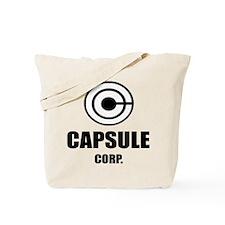 Capsule Corp Tote Bag