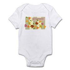 Thanksgiving Infant Bodysuit