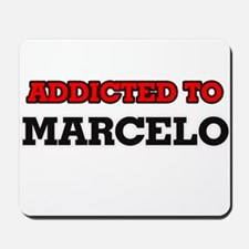 Addicted to Marcelo Mousepad