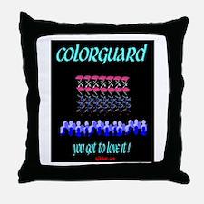 Got to love it ! Throw Pillow