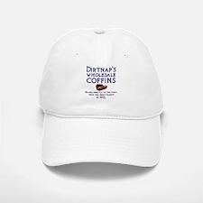 Dirtnap's Wholesale Coffins Baseball Baseball Cap
