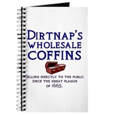 Dirtnap's Wholesale Coffins Journal