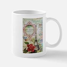 Paris Journal Mugs