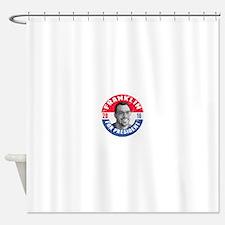 Cute Franklin Shower Curtain