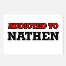 Addicted to Nathen Postcards (Package of 8)