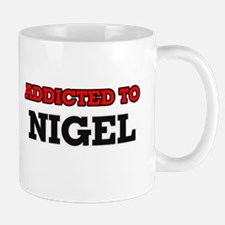 Addicted to Nigel Mugs