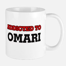 Addicted to Omari Mugs