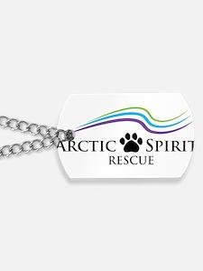 Arctic Spirit Rescue Dog Tags