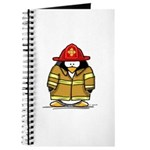 Fire Rescue Penguin Journal