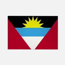 Flag of Antigua and Barbuda Magnets