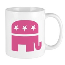 Unique Woman republican Mug