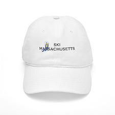 Ski Massachusetts Baseball Cap