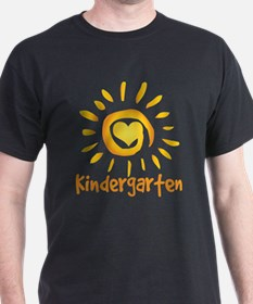 Kindergarten School Sun T-Shirt