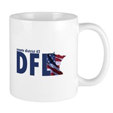 DFL Senate District 42 Mug