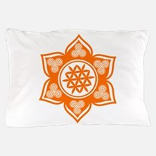 Triple Goddess Lotus Love 04 Pillow Case