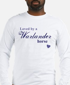 Warlander horse Long Sleeve T-Shirt