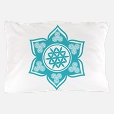 Triple Goddess Lotus Love 10 Pillow Case