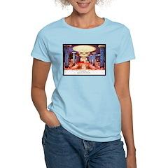 Blue Room Photo Women's Pink T-Shirt