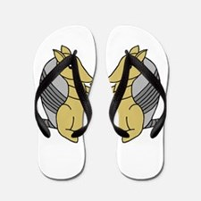 armadilloflower.png Flip Flops