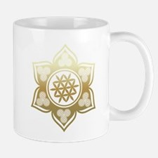 Triple Goddess Lotus Love 02 Mugs