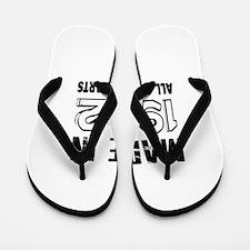 Made In 1992 Flip Flops