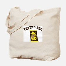 Party In Bag Tote Bag