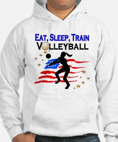 VOLLEYBALL STAR Hoodie