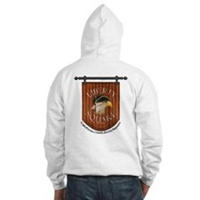 """""""Pirate on Parchment"""" Hoodie"""