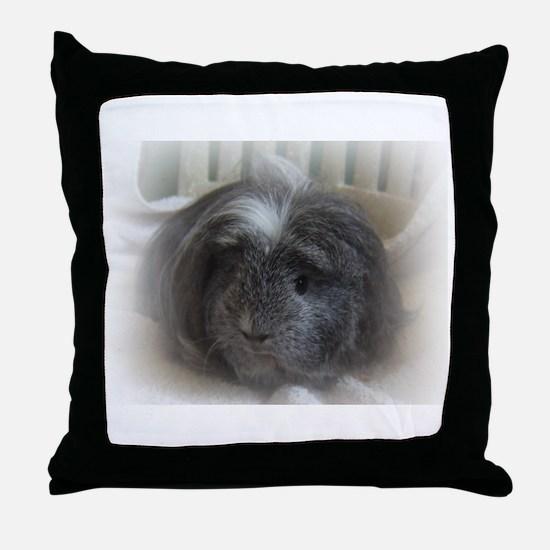 Coronet Cavy (Guinea Pig) Throw Pillow