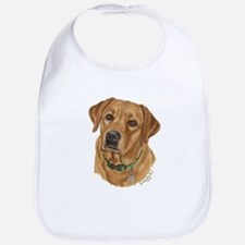 Fox Red Labrador Bib