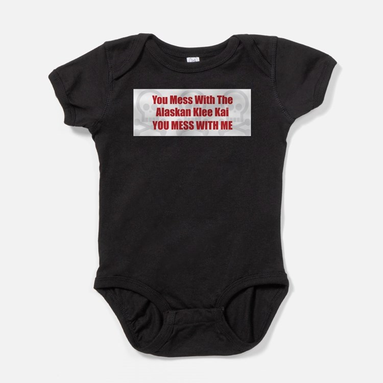 Cute Kai Baby Bodysuit