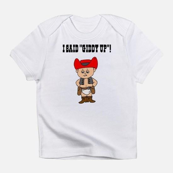 Cute Giddy Infant T-Shirt