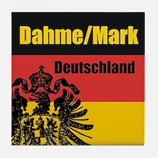 Dahme/Mark Tile Coaster