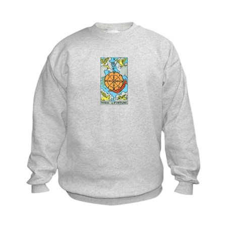 The Wheel of Fortune Kids Sweatshirt