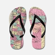 Cool Northwest Flip Flops