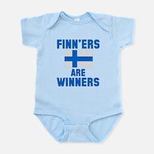 Finners are Winners Body Suit