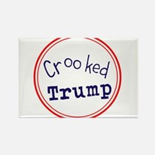 Crooked Trump Magnets