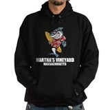 Marthas vineyard Dark Hoodies