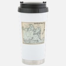 Antique maps Travel Mug