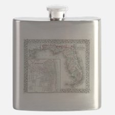 Funny Us history Flask