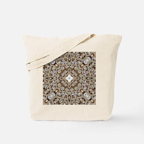 Cool Chrome Tote Bag