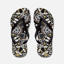 The great gatsby Flip Flops