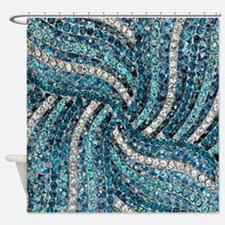 Cool Glamour Shower Curtain