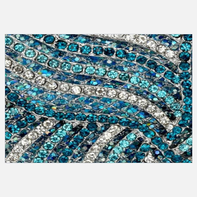 Wall Decor With Rhinestone : Rhinestone wall art decor